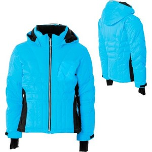 Image of Girl's OBERMEYER Ski Jacket - Size 10 - Retail Price $159