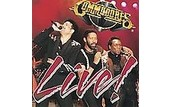 Commodores Live CD - Signed CD